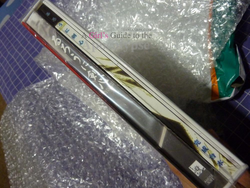 Rurouni Kenshin Deluxe DVD
