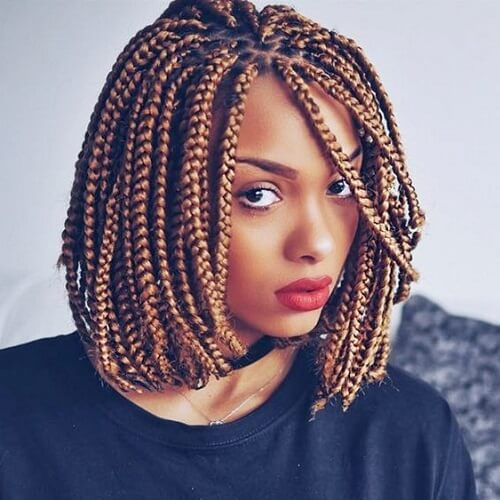 Hair Dos And Dont The Emergence Of The Braided Bob