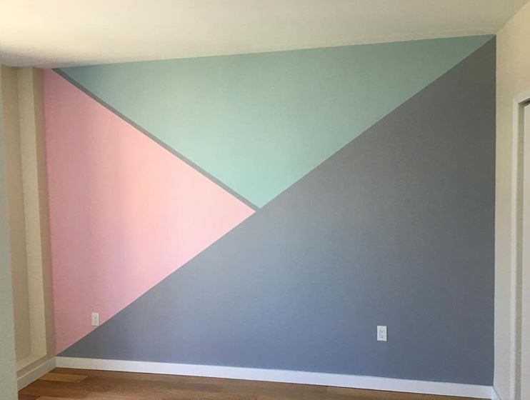 Accent wall by Claire F.