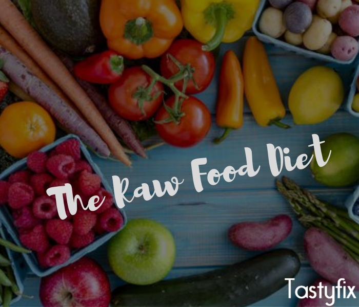 The Raw Food Diet : A Healthy Diet