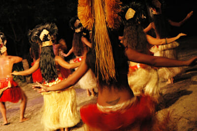 Tahiti is a Tattoo Tourism Destination
