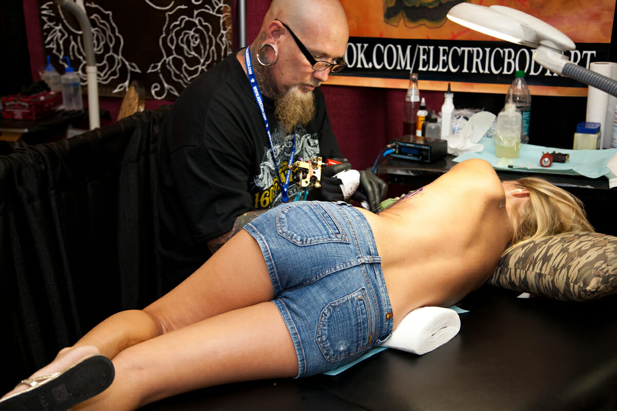 Why Is Winter The Best Time To Get A Tattoo?
