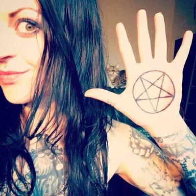 UK Tattoo Artist Kym Munster