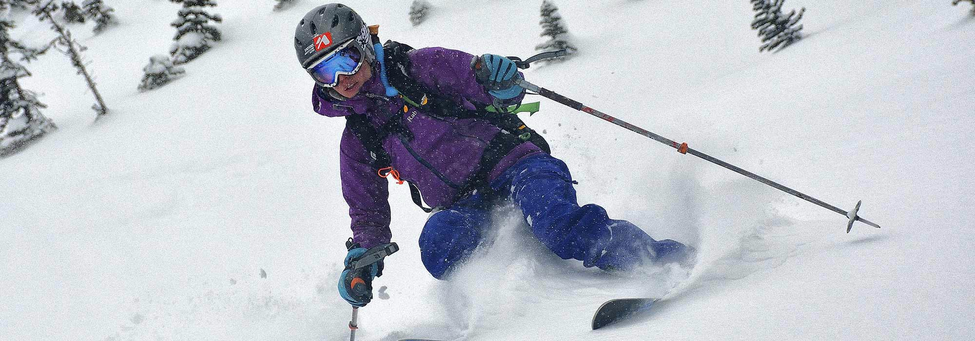 esquí de montaña Rosario Toro