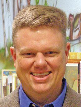 Derek Wolgram Redwood City Library Director