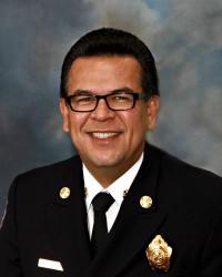 Fire Chief Ruben Torres