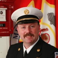 Deputy Fire Chief Don Long