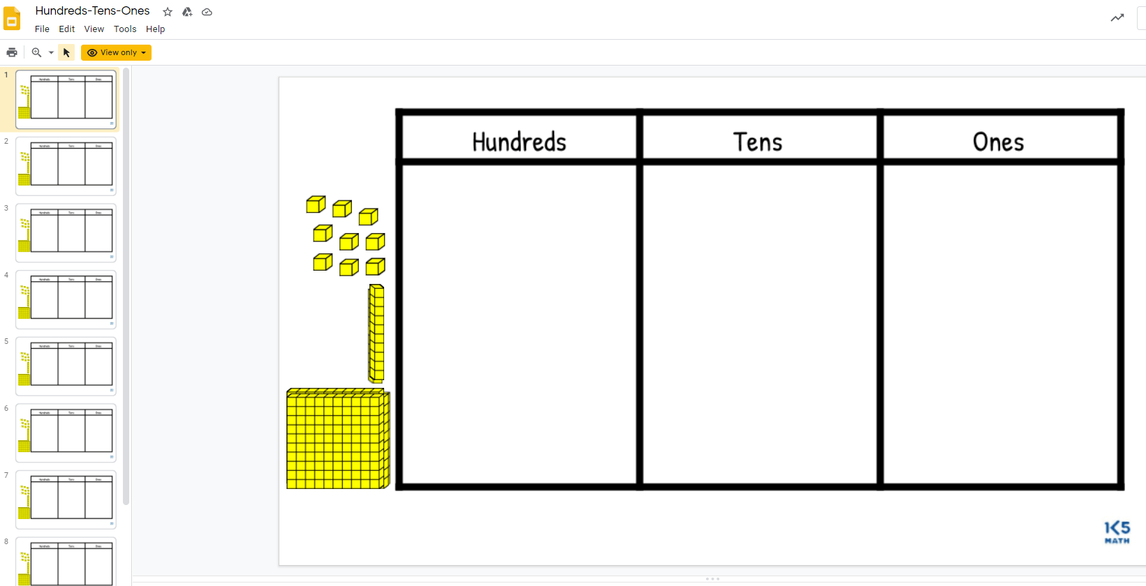 Virtual Manipulatives For Math Remote Learning Technotes
