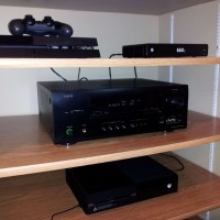 Xbox One Component Shelf