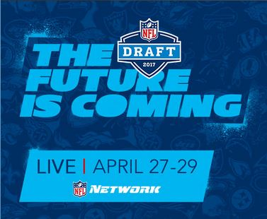 NFL Draft coming—get ready with TDS TV Video On Demand image