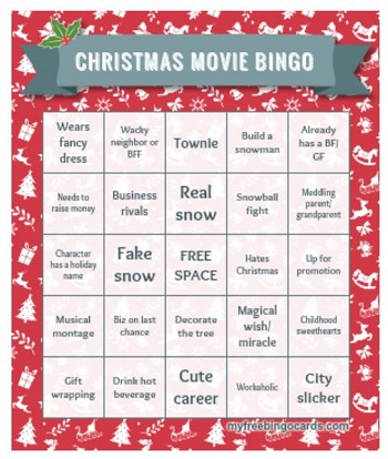 Holiday fun: Countdown to Christmas movie games