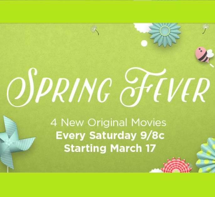 A serious case of spring fever on Hallmark image