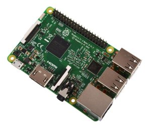 Photo of a Raspberry Pi 3