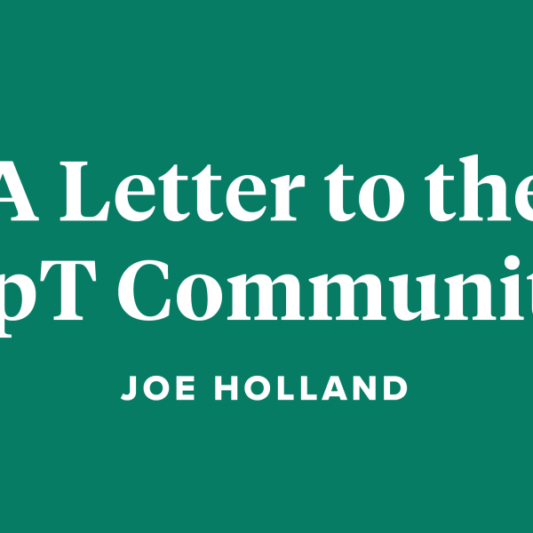 A Letter to the TpT Community