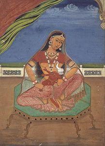 Parvati (Hindu Mother Goddess)