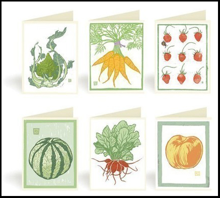 Cards from Drenculture's Etsy Shop