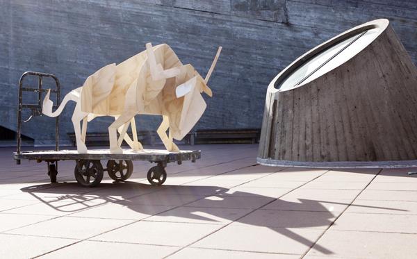 BullSculpture