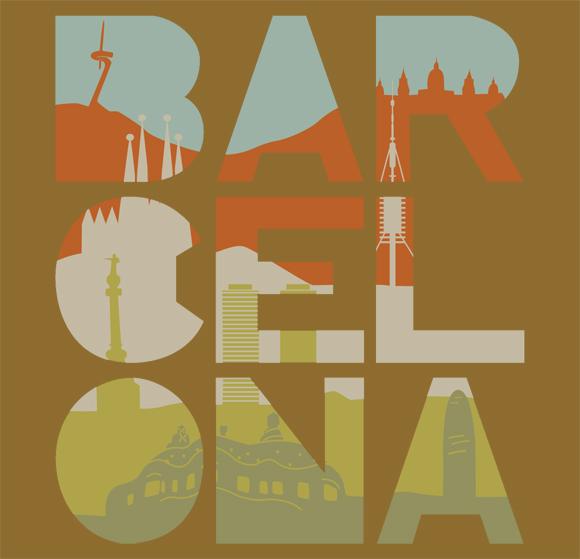 BarcelonaGraphic