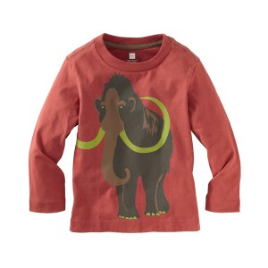 Tea's Woolly Mammoth Tee