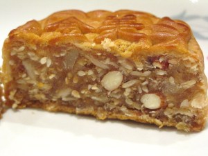 Mixed Nuts Mooncake