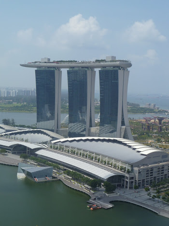 travel with kids to singapore