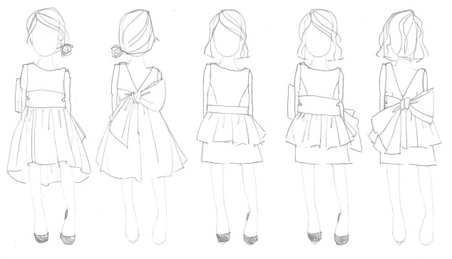Tea Collection Sketches for Aubrey Anderson-Emmons_2013 Emmys 1_no color