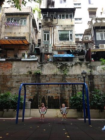Raising kids in China