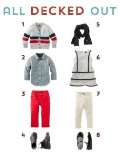 2013 Holiday Outfits