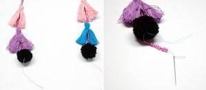 Tea Collection Tassel Necklace