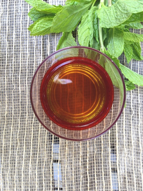 Moroccan Mint Tea