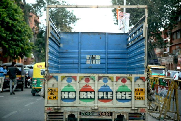 honk honk lorry trucks
