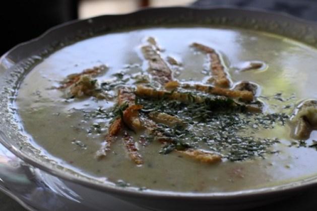 Sopa de mani 1