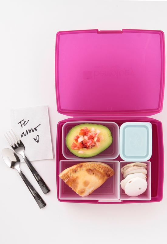Tea Collection + Bentology Giveaway - 5 lunch ideas inspired by 5 different countries!