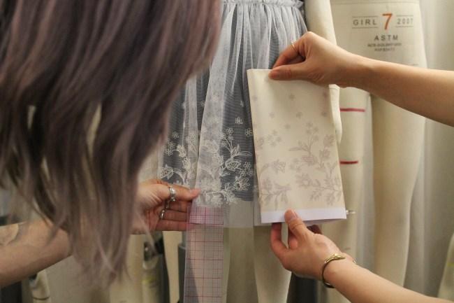 Tea Collection Scottish Lace Designs
