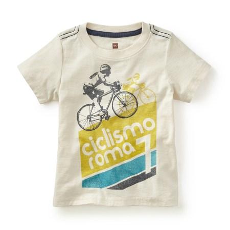 Ciclismo Graphic Tee