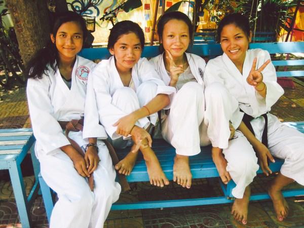 Aziza's Place - Camboida - February Giveback Spotlight