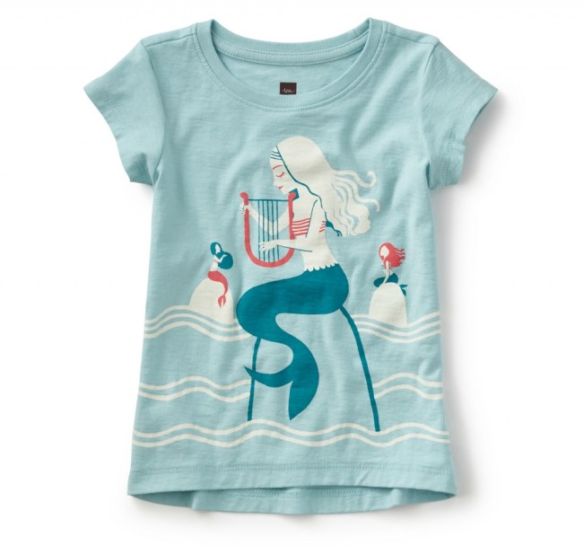 Serenading Sirens Graphic Tee