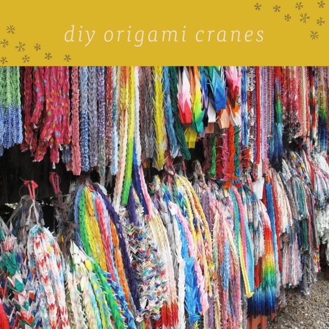 diy-origami-cranes