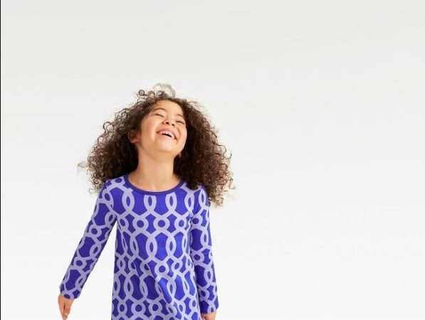 Macha Ruffle Dress for girl