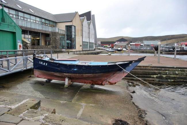 Scotland Boat Dock