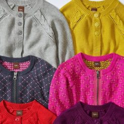 Girl Cozy Cardigans - Copy