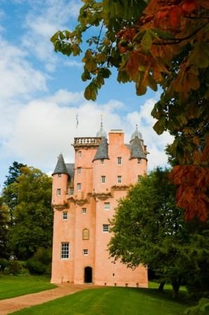 Craigevar Castle Aberdeenshire