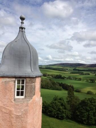 Craigievar Castle Scotland