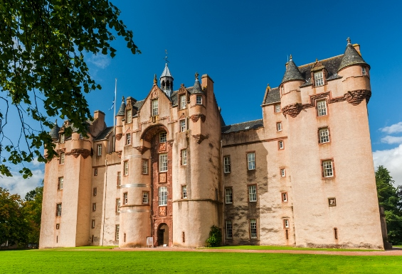 Fyvie Castle Scotland