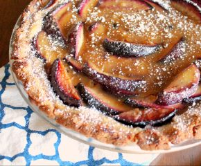 Nanies Plum Pie Recipe