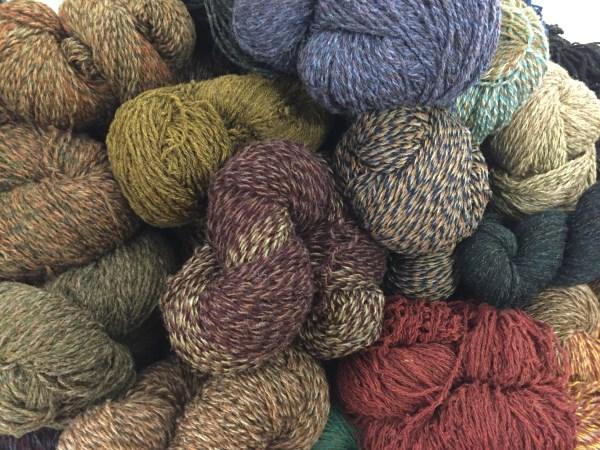 Harris Tweed Yarn