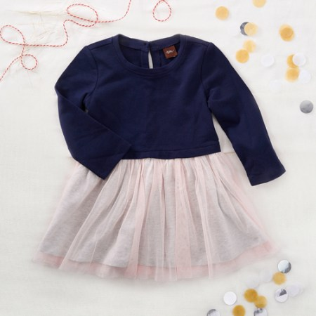 Baby Girl Tulle Dress