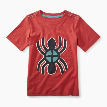 Berry Water Spider Graphic Tee