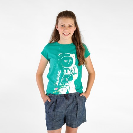 Tween clothing Astronaut Graphic Tee