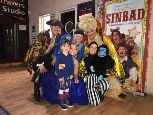 Hogmanay Scotland pantomime